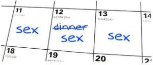 Gesonde Seks Huiswerk #15 - Elke dag van die Week Seks