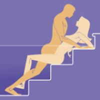 Gesonde Seks #34 - Trappe Seks